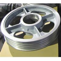 Buy cheap Elevator Traction sheave,Rope wheel for elevator/lift parts from wholesalers