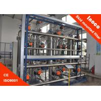 Buy cheap High Precision Water Treatment Commercial Water Filtration System Modular Filter from wholesalers
