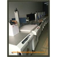 Quality Professional Metal Laser Marking Machine , Fiber Laser Marker Easy Operation for sale