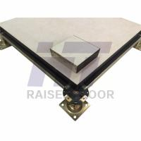 Buy cheap Ceramic Raised Access Floor System Abrasion Resistant For Bank from wholesalers