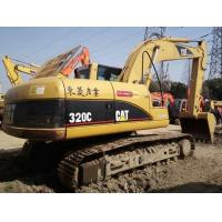 Buy cheap Used CAT 320C Excavator /Caterpillar 320CL 320BL 325BL 330BL Excavator from wholesalers