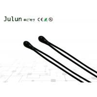 Buy cheap Small Thermistor Temperature Sensor Vehicle Temperature Sensor Epoxy Resin product