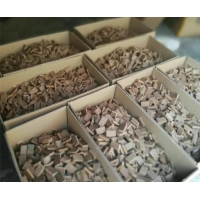 Buy cheap Customized 12mm Wood Air Freshener Fiber Block Offset Printing from wholesalers