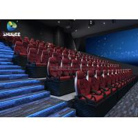 Buy cheap Large Arc Screen 5D Movie Theater For Big Commercial Scenic Spot With 104 5D from wholesalers