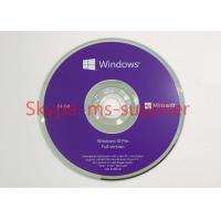 Buy cheap English Version Windows 10 ProOEM Pack Computer System With 64 Bit DVD from wholesalers