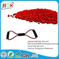 China thermoplastic raw material for exercise band on sale