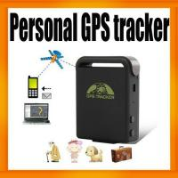 Buy cheap New TK102 GPS102 Mini GPS Tracker GSM SMS GPRS Tracking on mobile phone or online platform from wholesalers