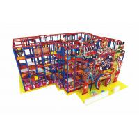 Wholesale Supermarket Ball Pit Kids Indoor Playground With Slide Trampoline Big Ball Pool from china suppliers