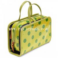 Buy cheap stylish PVC cosmetic Bag,beauty bag from wholesalers