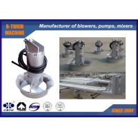 Buy cheap Stainless Steel Submersible Mixer QJB4.0/6-400/3-980S , 4KW for aeration tank from wholesalers
