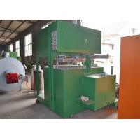 Buy cheap Waste Paper Egg Tray Pulp Forming Machine , Egg Box Making Machine from wholesalers