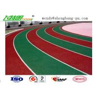 Weather Resistant Sandwich System Running Track Flooring for College School Rubber Surface Manufactures