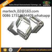 Buy cheap Suzhou Martech Galvanized Steel Air Conditioning Ducts Flange Corner from wholesalers