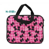 "Wholesale Insulated Neoprene iPad Sleeve / Tablet Netbook Sleeve 15"" With Handle from china suppliers"
