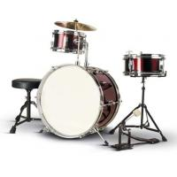 Wholesale Junior Practise PVC series 3 drum set/Percussion OEM customized color-A364S-806 from china suppliers