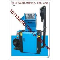 Buy cheap 600-900kg/hr Waste recycled plastics crusher with good price from wholesalers