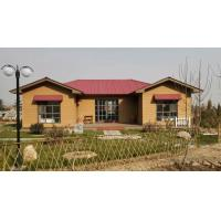 Buy cheap Long life time prefabricated construction , WPC House with Light Gauge Frame from wholesalers