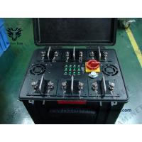 Buy cheap Anti-Drone Uav Jammer Pelican case WIFI GPS signal Jammer  Cover 100% Drones Uav from wholesalers