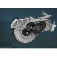 Buy cheap Robot Vacuum Cleaner Gear Motor Solution High Torque Metal Shaft Low Noise from wholesalers