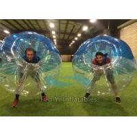 Wholesale Customized Hamster Human Inflatable Bumper Ball Soccer Durable For Kids from china suppliers