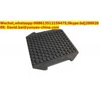 Buy cheap Railway Rubber Pad Free Samples, Rail Track Damping Pad, Rubber Rail Pad from wholesalers