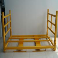 Buy cheap Metal Pallet Storage Steel Warehouse Shelving from wholesalers