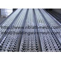 Buy cheap Professional Custom High Ribbed Formwork Wall Construction Height 21mm from wholesalers