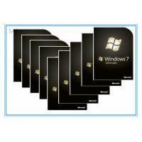 Buy cheap DVD 32 Bit / 64 Bit Home Microsoft Windows 7 Ultimate Product Key Softwares OEM from wholesalers