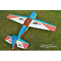 Wholesale The Biggest EPO 4ch 2.4Ghz Yak54 3D Aerobatic Radio Remote Control Electric RC Airplane RTF from china suppliers