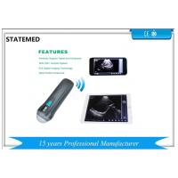 Buy cheap Mini Wireless Ultrasound Probe For Android , Sector Sweep Scanning Smartphone Ultrasound Machine from wholesalers