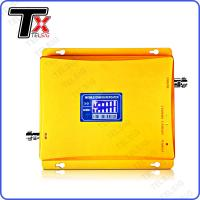 Buy cheap GSM / 3Ghz Dual Band 3g 4g Signal Booster , Big Linear Power Cellular Signal Booster from wholesalers