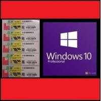 Wholesale OEM Version Windows 10 Pro Key Code COA Stickers With Lifetime Warranty from china suppliers