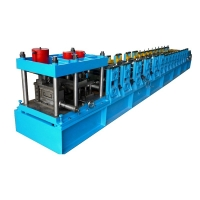 Buy cheap 12m/Min Speed Auto Cz Roll Forming Machine With Punching from wholesalers