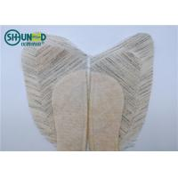 Wholesale Men'S Suit Sleeve Head Roll With Needle Punch Non Woven Felt And Hair Interlining from china suppliers