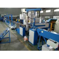 Buy cheap Algeria Building Cable Making Machine , Pvc Cable Extruder Machine For 2 Worker from wholesalers