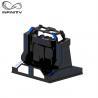 Buy cheap 2 Seats 9D Motion Simulator Platform Super VR Pendulum Rotation Gaming Machine from wholesalers
