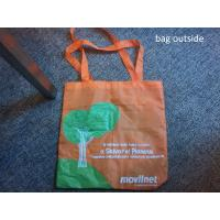 Buy cheap poyester shopping bag Language Option  French from wholesalers