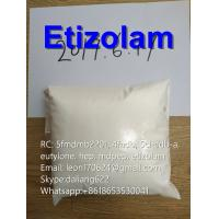 Buy cheap Etizolam Eti Chemical Research Powder Cannabinoids Muscle Building Prohormones from wholesalers