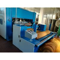 Buy cheap Low Noise Automatic Nonwoven Car Carpet Making Machine , 130kw - 280kw Power from wholesalers