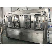 Buy cheap 5000 Bph Rinsing Capping Filling Water Machine 3 In 1 For Mineral Pure Water from wholesalers