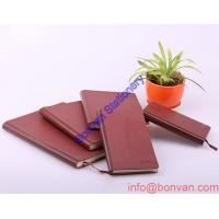 Buy cheap Handmade geniune leather diary notebook blank books vintage leather covered diary from wholesalers