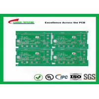 Buy cheap Green Solder Mask Single Layer PCB Design With Immersion Gold Fr4 1.6mm 2oz from wholesalers