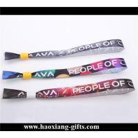Buy cheap Custom size,logo polyester lanyard keychain for promotional gifts from wholesalers