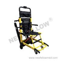 Buy cheap Handicapped Electric Stair Climbing Wheelchair Evacuation Aluminum Alloy Stair Stretcher from wholesalers