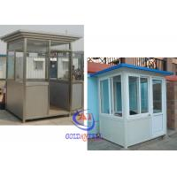 Buy cheap Economic Garden Sentry Box / Guard House Layout 2 Years Warranty from wholesalers