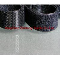 Buy cheap Ultra thin back to back hook and loop cable tie binding straps rolls from wholesalers