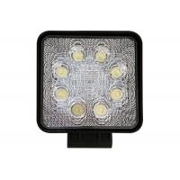 Buy cheap Square 24w 3w Tractor Led Work Light , CE Epistar 4x4 Jeep Off Road Lights from wholesalers