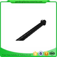 Buy cheap 8mm Green Steel Garden Stakes , Metal Garden Flowers Stakes PE Plastic Coated from wholesalers