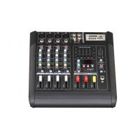 Buy cheap USB / SD DJ Audio Mixer 10CH , 1 Aux music mixing board from wholesalers