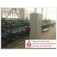Buy cheap Mgo Board Production Line , Dual Channel Roll Style System Lightweight Wall Panel Machine  from wholesalers